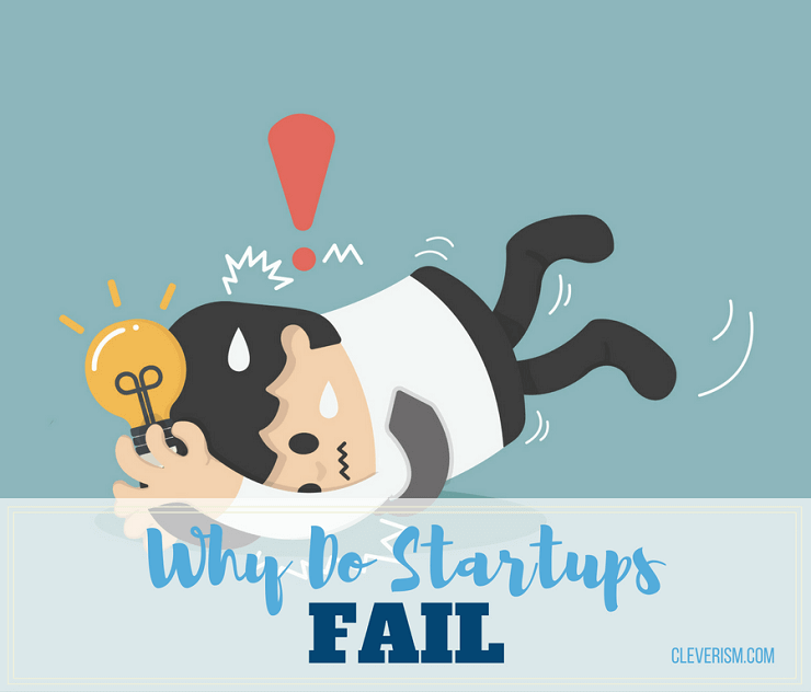 Why Do Startups Fail
