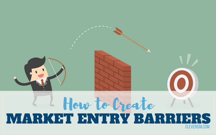 chocolate industry entry barriers When barriers to entry exist, perfect competition is no longer a reasonable description of how an industry works when barriers to entry are high enough, monopoly can result barrier to entry.