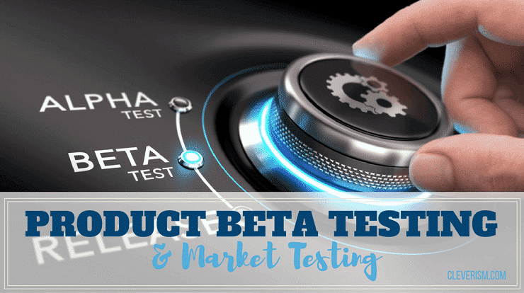 Product Beta Testing Amp Market Testing