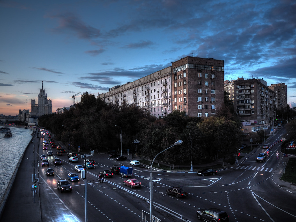 Moscow - Startup hub