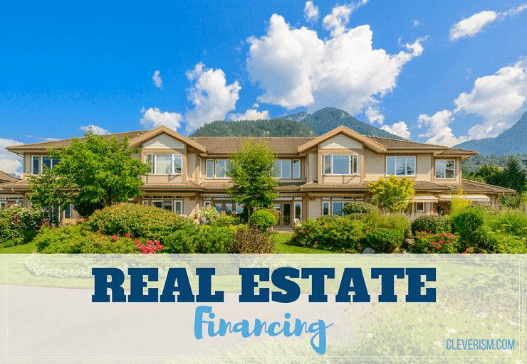 Real Estate Finance : Real estate financing