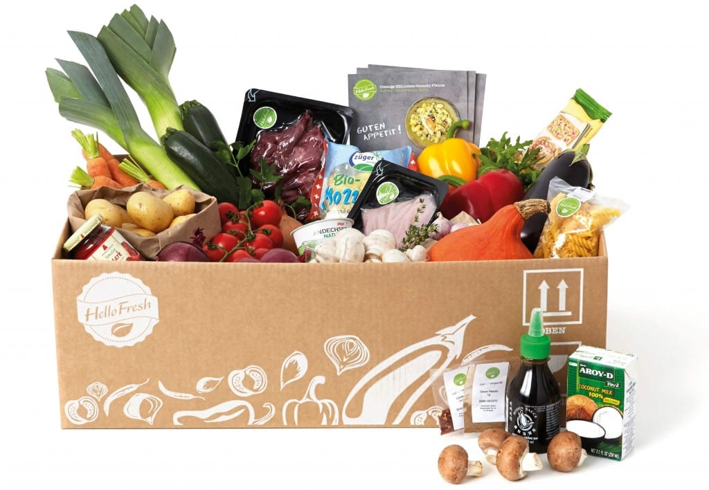 HelloFresh | Online food retailer