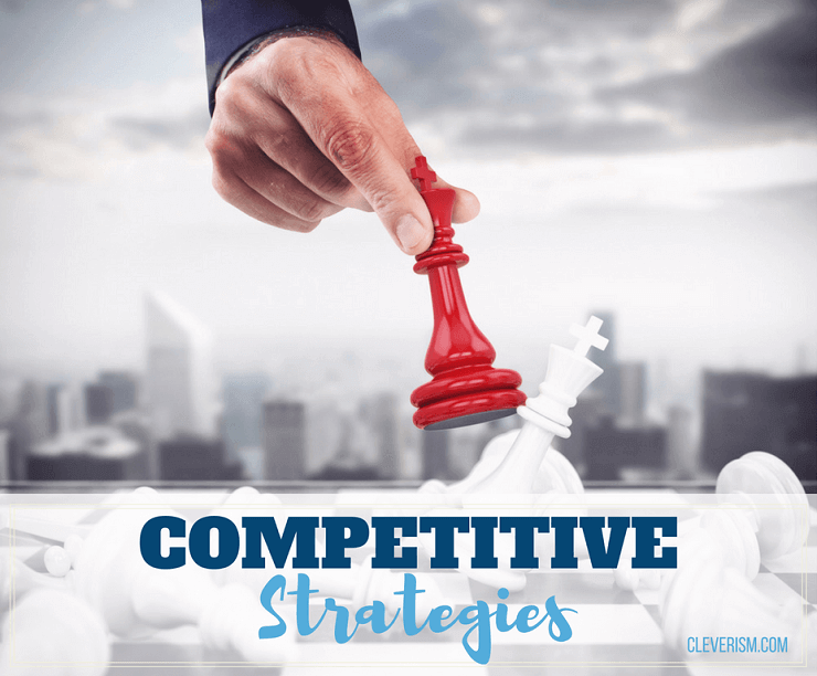 competitive strategies 2 essay A business model articulates the logic and provides data and other evidence that demonstrates how a business creates and delivers value to customers.