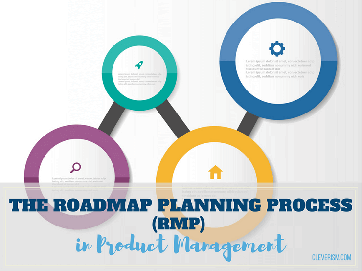 The Roadmap Planning Process RMP in Product Management – Road Map Definition