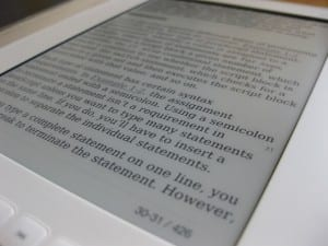 Digital products - ebooks