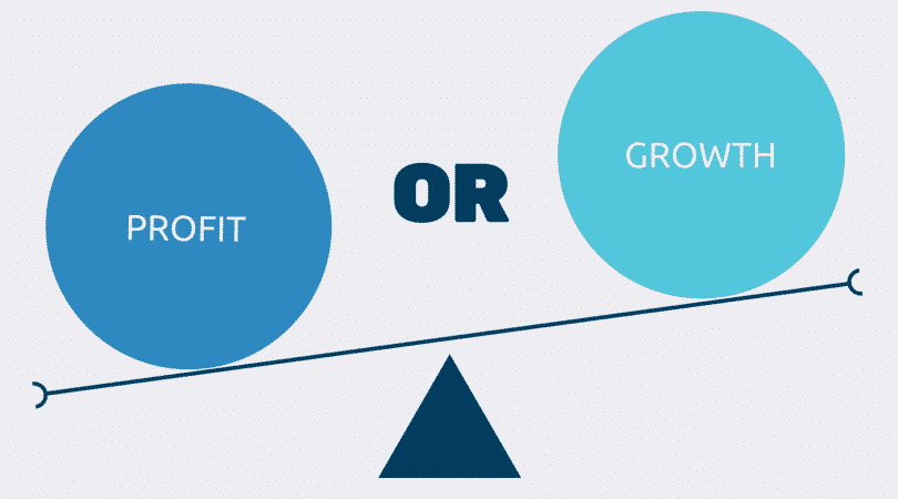 Growth vs. Profitability - the debate that every startup has to have at some point.