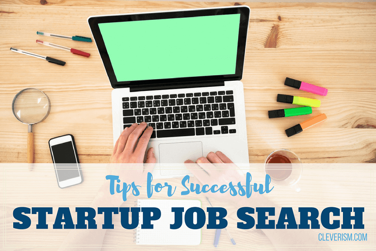 Tips for Successful Startup Job Search