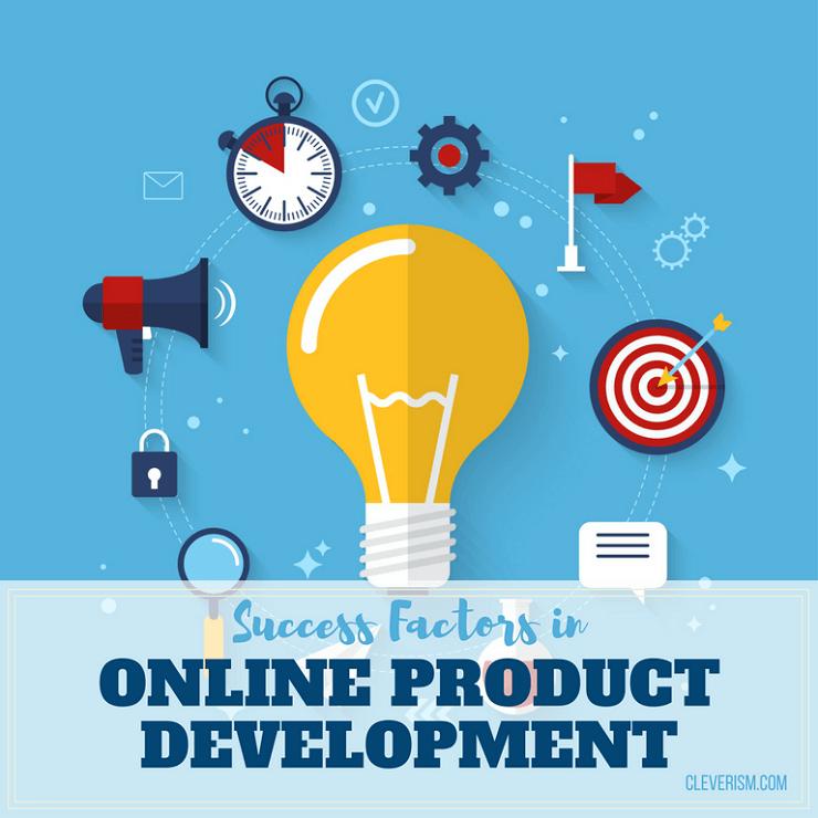 Success Factors in Online Product Development