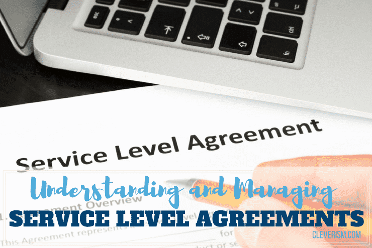 how to write a service level agreement Sample service level agreement for supply of ict product or support services between agency name and company name contents 1 service level agreement.