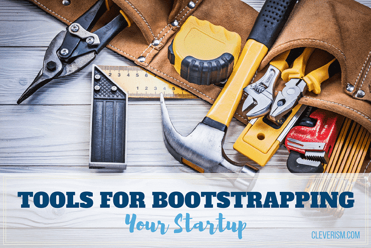 Tools for Bootstrapping Your Startup