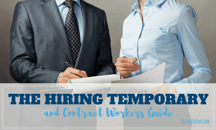 The Hiring Temporary and Contract Workers Guide
