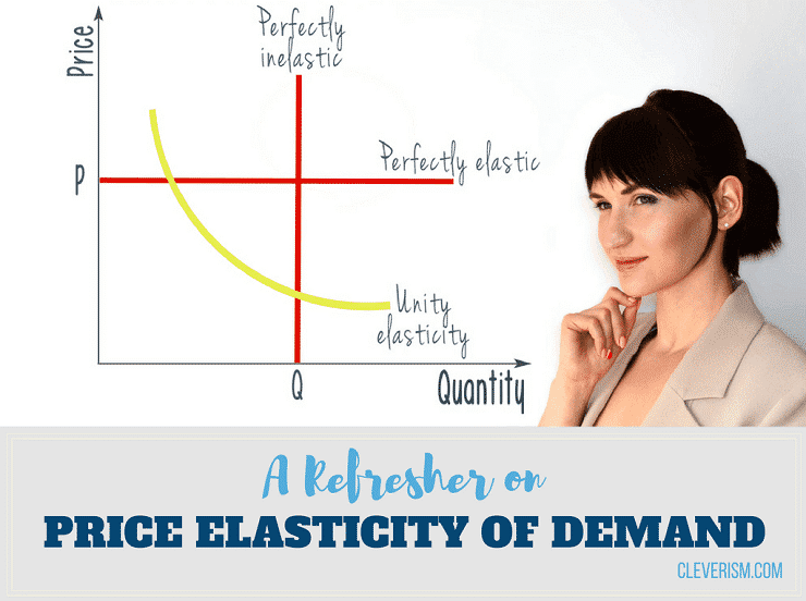 price elsaticicty of demand That's where the price elasticity of demand comes in it is a measure of how sensitive, or responsive, consumers are to a change in price for any given good or service, the price elasticity of demand measures how much the quantity demanded by consumers responds to a change in the price of that good or service.