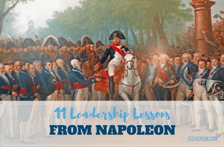Napoleon and Leadership?