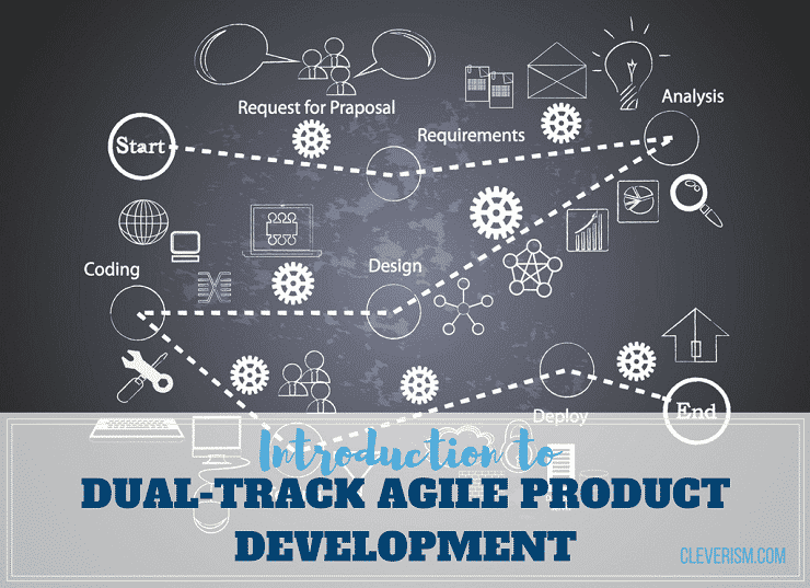 Introduction To Dual-Track Agile Product Development For Digital Startups