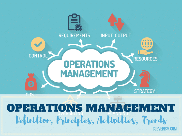 the importance of operation management essay