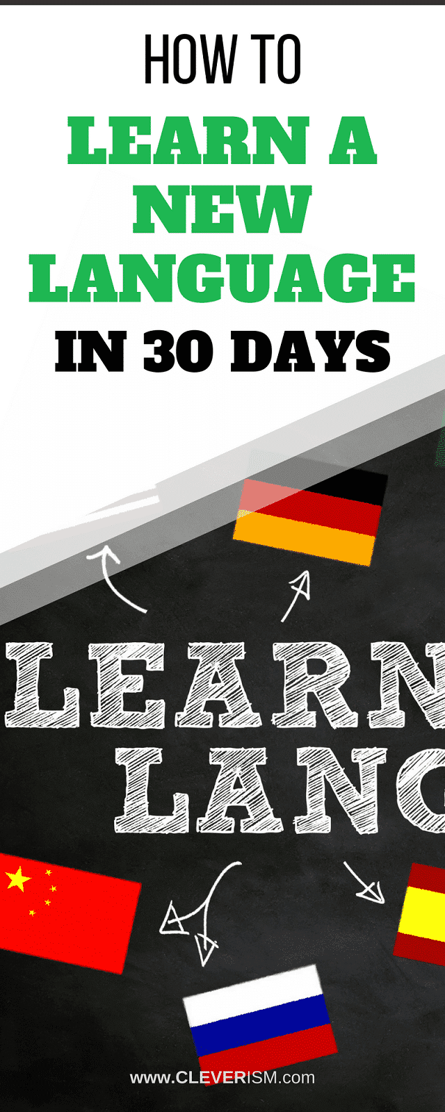How To Learn A New Language In 30 Days