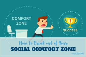 out of my comfort zone essay The ability to take risks and step out of your comfort zone is how we can grow into a wiser and more mature person here're 10 effective ways to help you do just that.