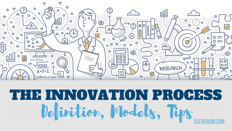 The Innovation Process Definition Models Tips Cleverism