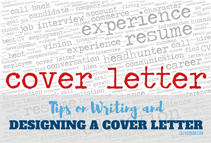 Tips on Writing and Designing a Cover Letter (that Excites ...