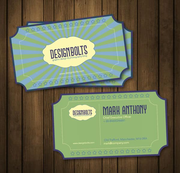 24-beautiful-retro-business-card-template