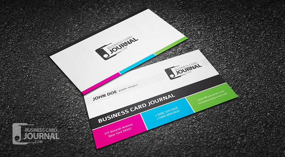 Free Template For Business Card