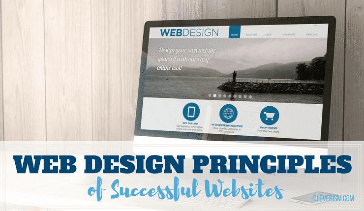 Web Design Principles of Successful Websites