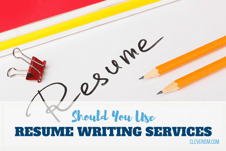 should you use resume writing services or not