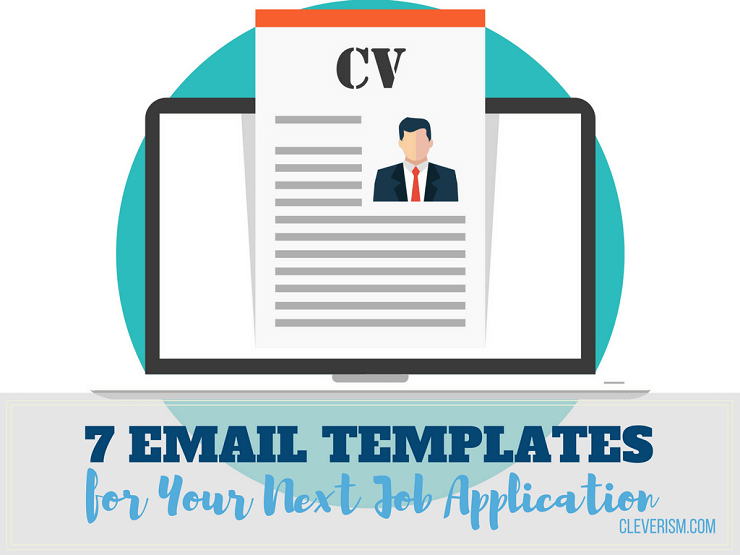 7 Email Templates for Your Next Job Application (Loved by Hiring Managers)  | Cleverism