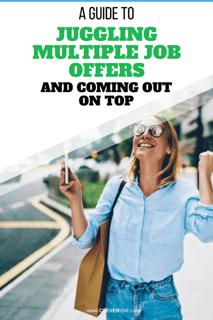 A Guide to Juggling Multiрlе Job Offеrѕ and Cоming Out on Tор