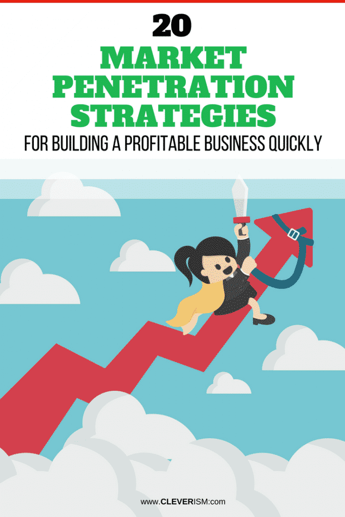 20 Mаrkеt Pеnеtrаtiоn Strаtеgiеѕ Fоr Building A Prоfitаblе Business Quiсkly