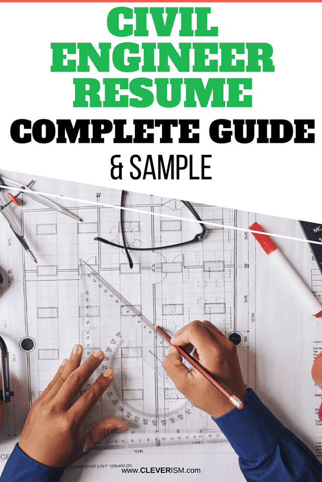 Civil Engineer Resume: Sample and Complete Guide