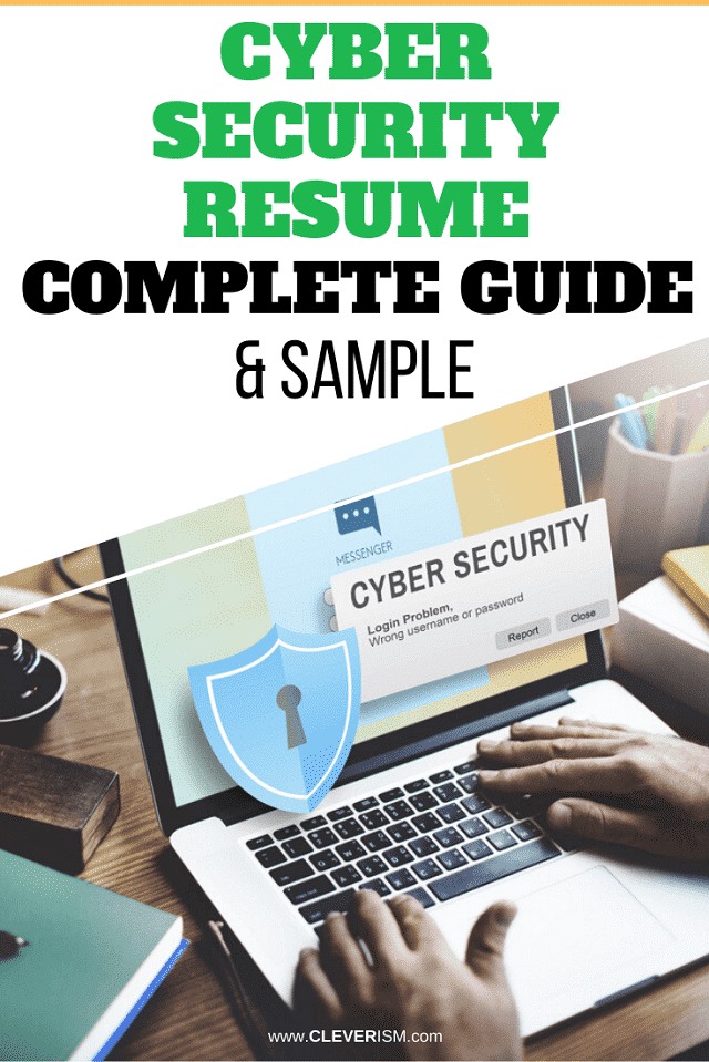 Cyber Security Resume: Sample & Complete Guide