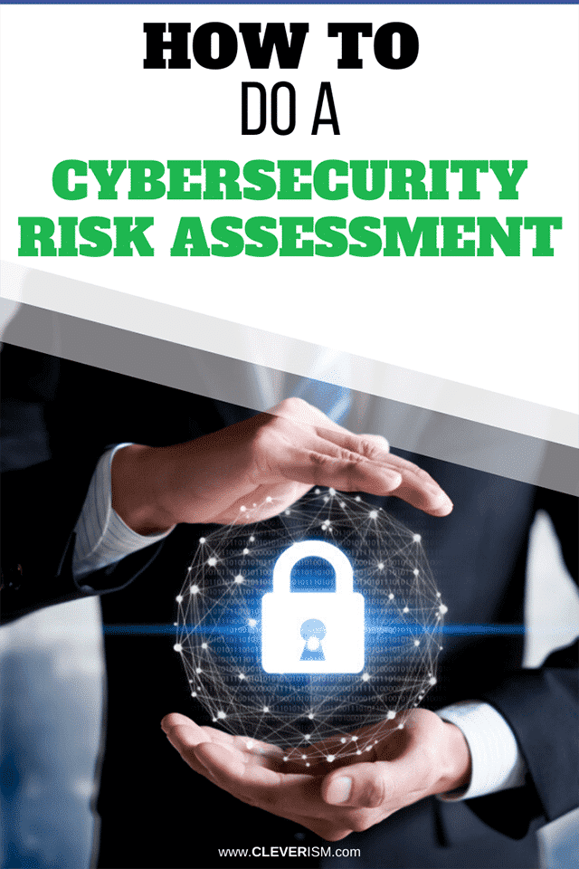 How to Do a Cybersecurity Risk Assessment