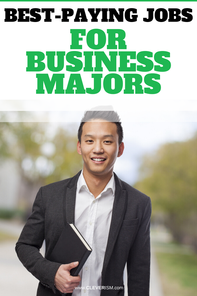 Best Paying Jobs For Business Majors